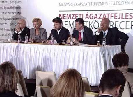 I. Magyar Fogászati Turizmus Fejlesztési Konferencia meghívó