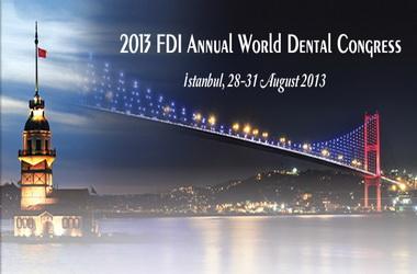 Hivatalos átadás: FDI 2013 Isztambul