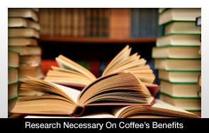 A fogorvosok szerint több kutatásra van szükség a kávé előnyeit illetően