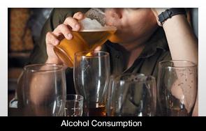 Az alkoholfogyasztás miatt nő a szájrák kialakulásának kockázata a férfiaknál