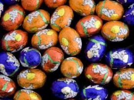 Ne együnk csokoládétojást Húsvét előtt