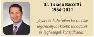 Dr. Tiziano Baccetti