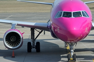 Elindult a Wizz Air Debrecen-Dortmund járata