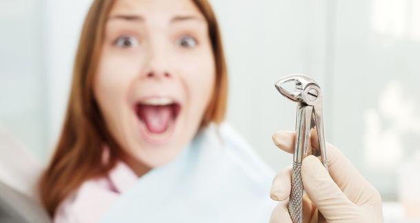 A szülők odontofóbiája átragad a gyerekekre