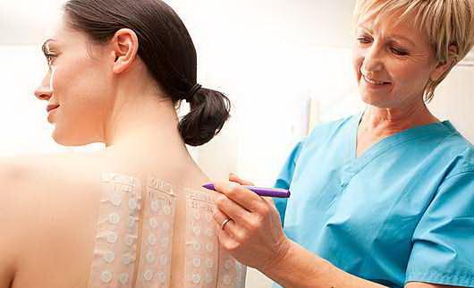 Patch tesztek használata implantációs beavatkozások előtt