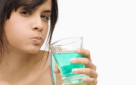 hatékony szájvíz