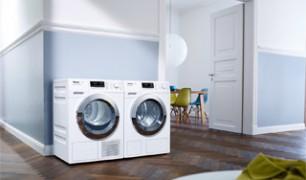 Miele egyedülálló mosási és szárítási technológiák a textilápolás szolgálatában