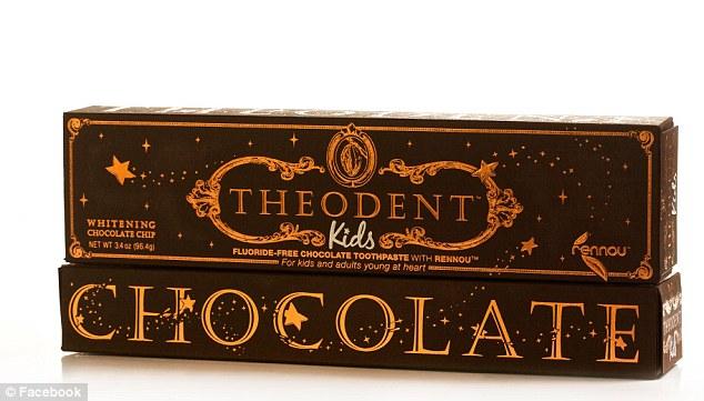 Már csokoládé ízű fogkrém is van