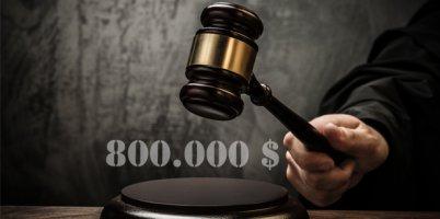Kétszázmilliós kártérítés elrontott foghúzásért