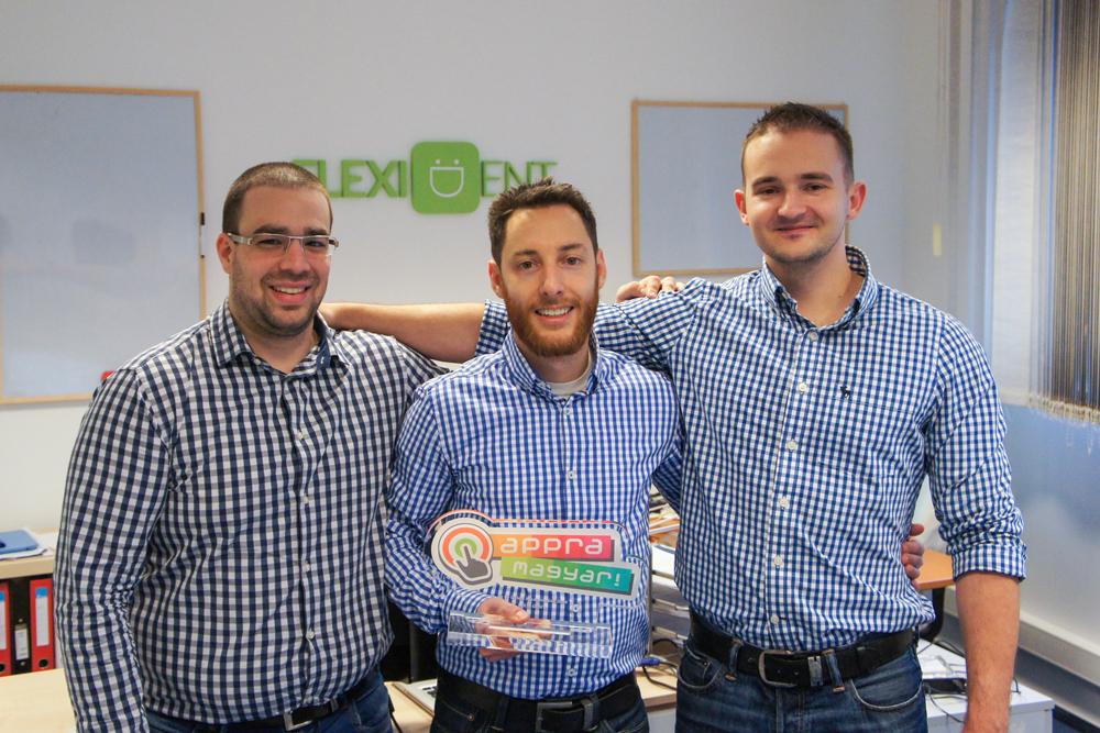 A Flexi-Dent fogászati szoftver lett a 2014-es év alkalmazása