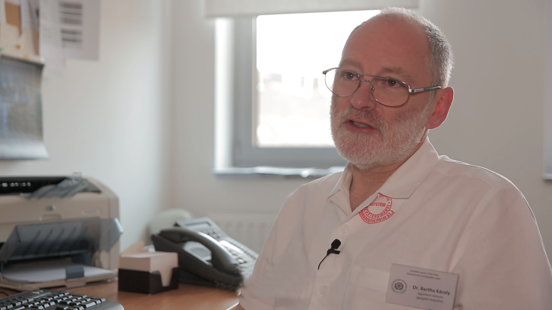 Interjú dr. Bartha Károllyal a VII. Upgrade Konferencia kapcsán