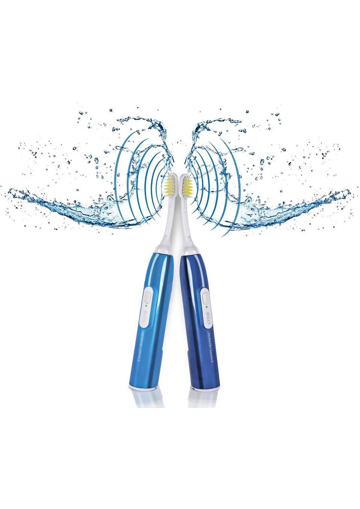 Tapasztalja meg a világ egyetlen 100% ultrahangos fogkeféjét!