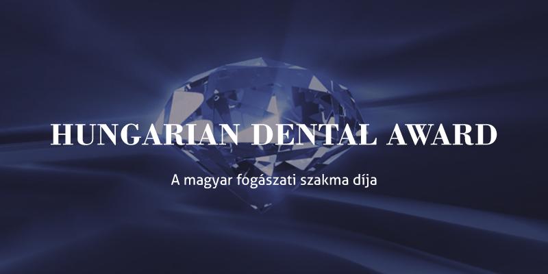 Hungarian Dental Awards – A magyar fogászati szakma díja