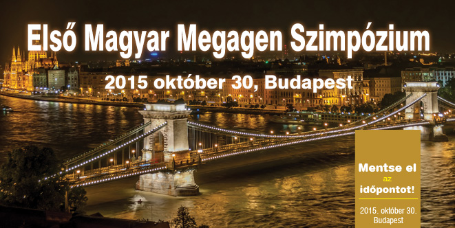 Első magyar Megagen Szimpózium