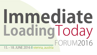 Immediate Loading Today Forum 2016