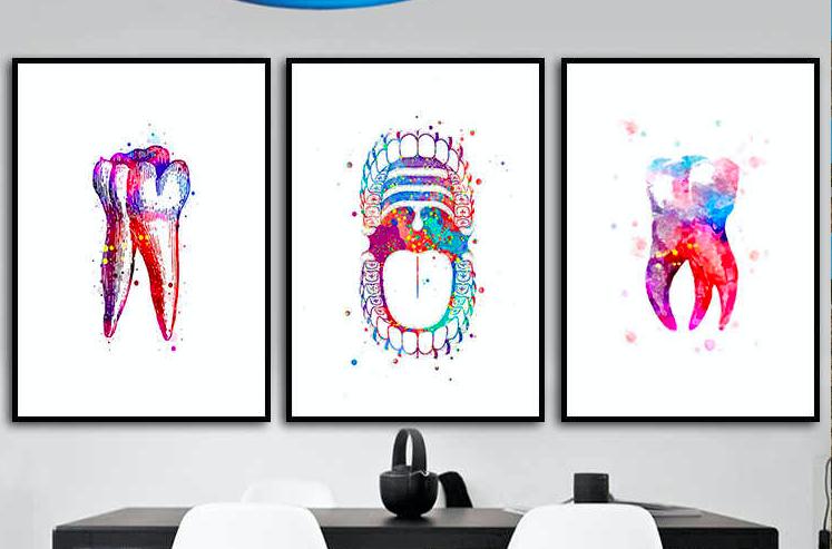 A művészet segít legyőzni a fogorvostól való félelmet