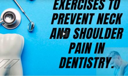 Dental Gym – a nyaki- és vállfájdalmak megelőzése
