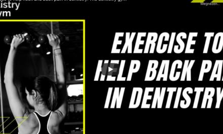 Dental Gym – megelőzni a nyak- és hátfájást