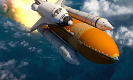 Az űrben végzett fogászati kísérlet biztonságosan visszatért a Földre