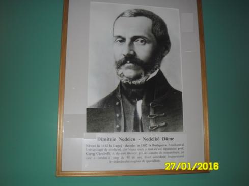 Nedelkó Döme: A magyar fogorvosi oktatás lugosi úttörője