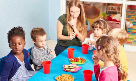 A tanároknak kiemelten fontos szerepe van az egészséges táplálkozási szokások kialakulásában