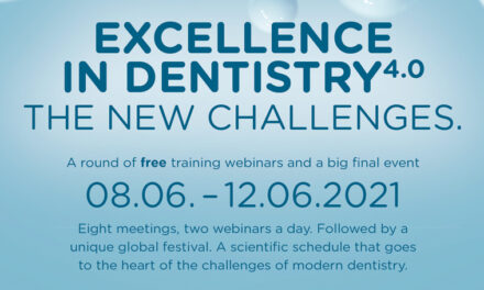 Tokuyama Fogászati Akadémia <br><span style='font-size:12px;'>Kezdetét veszi a Kiválóság a Fogászatban 4.0 (Excellence in Dentistry 4.0) webinárium sorozattal</span>
