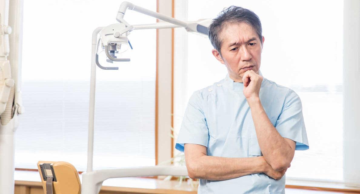 Az Egyesült Királyság fogorvosai jövedelem és betegszám csökkenést várnak 2021-ben