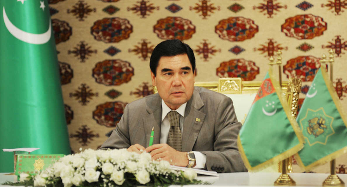 Gurbanguly Berdymukhammedov: egy fogorvos aki az országa elnöke lett